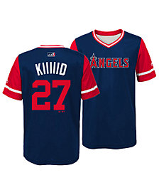 Majestic Shohei Ohtani Los Angeles Angels Players Weekend Jersey, Big Boys (8-20)