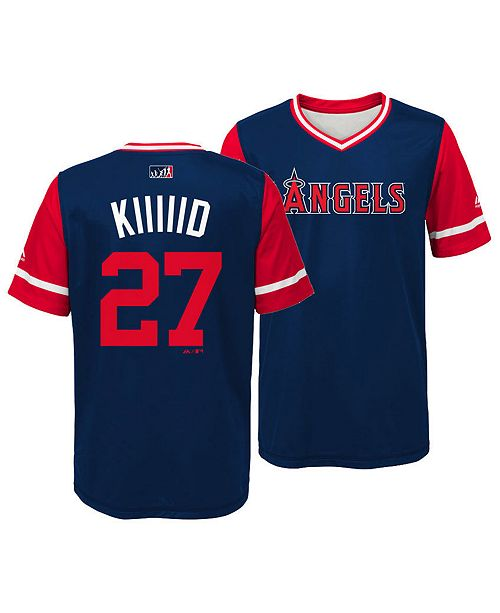 402d22adf3c Majestic Shohei Ohtani Los Angeles Angels Players Weekend Jersey ...