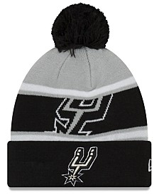 New Era Boys' San Antonio Spurs Jr. Callout Pom Hat