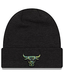New Era Chicago Bulls Fresh Front Cuff Knit