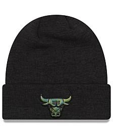 New Era Chicago Bulls Fresh Front Cuff Knit