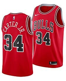Men's Wendell Carter Jr. Chicago Bulls Icon Swingman Jersey