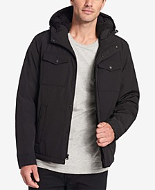 Men's Two-Pocket Puffer Jacket