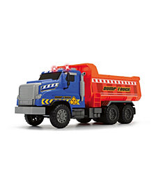 Dickie Toys - Light And Sound Giant Dump Truck