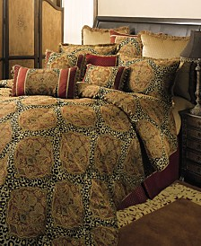 Sherry Kline Tangiers Royale 3-Piece Comforter Set, Queen