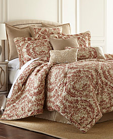 Sherry Kline Savannah 3-Piece Comforter Set, King
