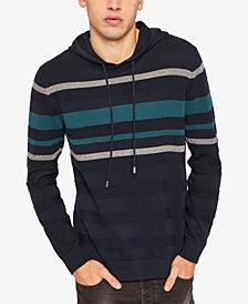 A|X Armani Exchange Men's Striped Hoodie