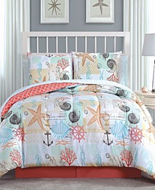 Belize 8 Pc King Bed In A Bag