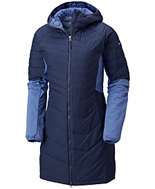 Columbia Oyanta Trail™ Long Hybrid Coat