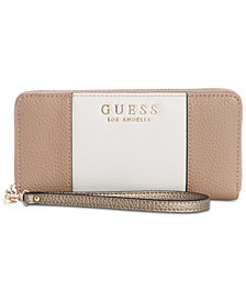 GUESS Heidi Zip Around Wallet