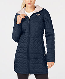 The North Face Tamburello Quilted Water-Repellent Hooded Parka