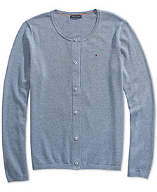 Tommy Hilfiger Adaptive Women's Marilyn Cardigan with Magnetic Buttons