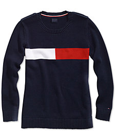 Tommy Hilfiger Women's Colorblocked Sweater from The Adaptive Collection