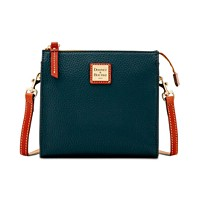 Deals on Dooney & Bourke Janine Pebble Leather Crossbody