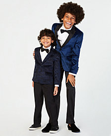 Calvin Klein and Nautica Boys Holiday Suit Separates