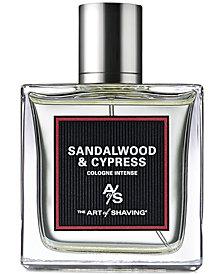 The Art of Shaving Men's Sandalwood & Cypress Cologne, 1-oz.