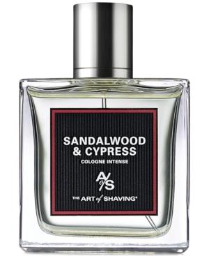 Men's Sandalwood & Cypress Cologne