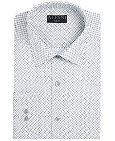 Assorted Men's Slim-Fit Performance Stretch Easy-Care Dress Shirts, Created for Macy's