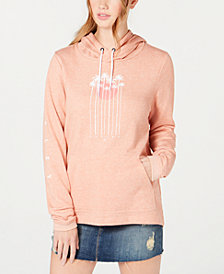 Hurley Juniors' Hidden Palms Sweatshirt
