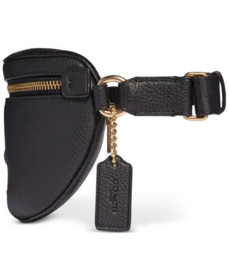 6b85868b Finders | Fanny Pack in Pebble Leather