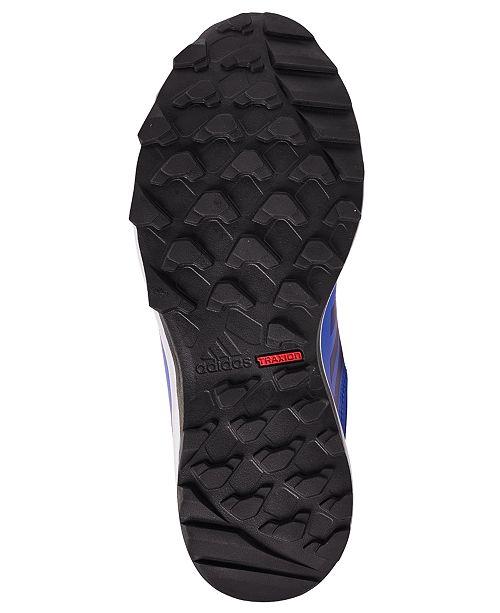 adidas Women s Terrex Tracerocker Trail Running Sneakers from Finish ... 245a7e215