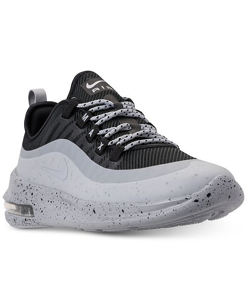 info for d8bd4 d5000 ... Nike Mens Air Max Axis Premium Casual Sneakers from Finish ...