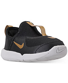 Nike Toddler Girls' Lil' Swoosh Athletic Sneakers from Finish Line