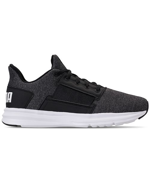 e63f8d6ea129 ... Puma Men s Enzo Street Knit Casual Sneakers from Finish Line ...