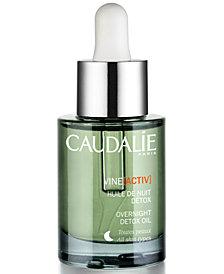 Caudalie Vine[Activ] Overnight Detox Oil, 1oz