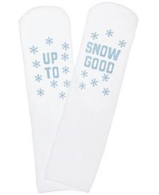 Charter Club Grippy Socks, Created for Macy's