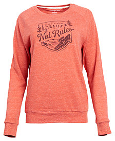 United by Blue Women's Tough as Trails Crew Long-Sleeve Pullover from Eastern Mountain Sports