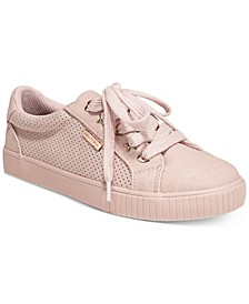 Little & Big Girls Oxford Steam Sneakers