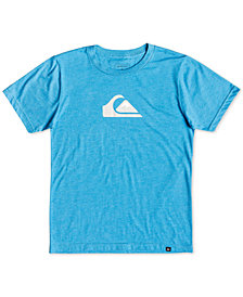 Quiksilver Big Boys Logo T-Shirt
