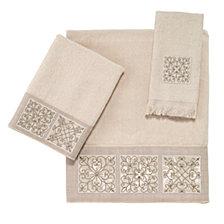 Avanti Ironwork Embroidered Hand Towel