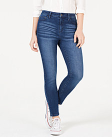 Tinseltown Juniors' High-Rise Skinny Jeans