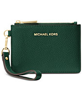 MICHAEL Michael Kors Mercer Pebble Leather Coin Purse 879779179d