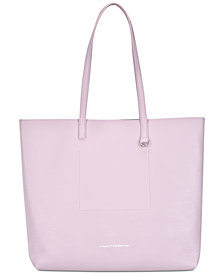 Lauren Cecchi New York Leather Tote