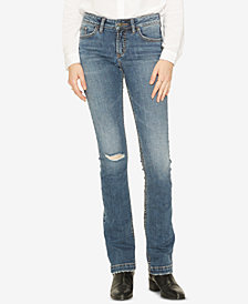Silver Jeans Co. Elyse Relaxed Bootcut Jeans