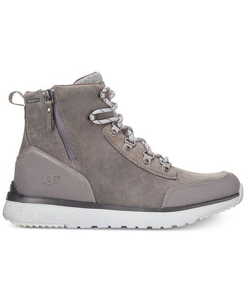fd91021f118 Boots Shoes Men Macy's All Ugg® Men's Caulder Waterproof qaZXHwt