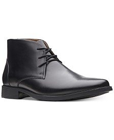 Clarks Men's Tilden Top Waterproof Dress Chukka Boots