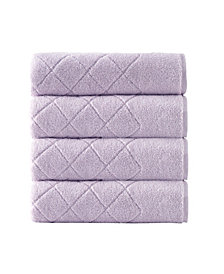 Encante Home Gracious 4-Pc. Bath Towels Turkish Cotton Towel Set