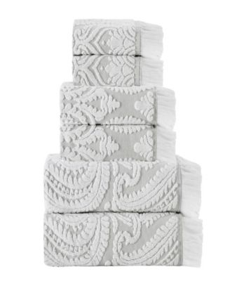Laina 6-Pc. Turkish Cotton Towel Set