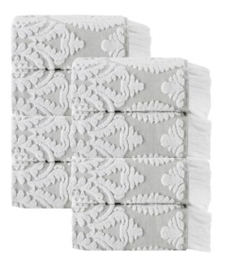 Laina 8-Pc. Turkish Cotton Hand Towel Set