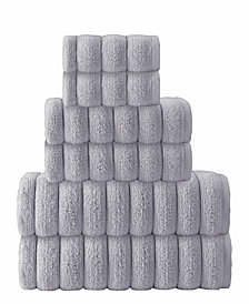 Enchante Home Vague 6-Pc. Turkish Cotton Towel Set