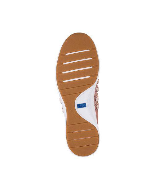 1c1a8d912cea Keds Women s Studio Flash Lace-Up Sneakers   Reviews - Athletic ...