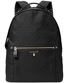 MICHAEL Michael Kors Nylon Kelsey Signature Backpack