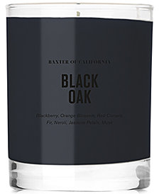 Baxter Of California Black Oak Scented Candle, 6-oz.