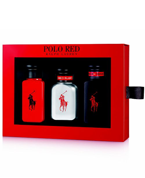 7436bd82 Ralph Lauren 3-Pc. Polo Red Gift Set & Reviews - All Perfume ...