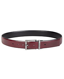 Kenneth Cole Reaction Men's Reversible Dress Belt