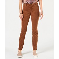 Deals on Style & Co Curvy Corduroy Skinny Jeans